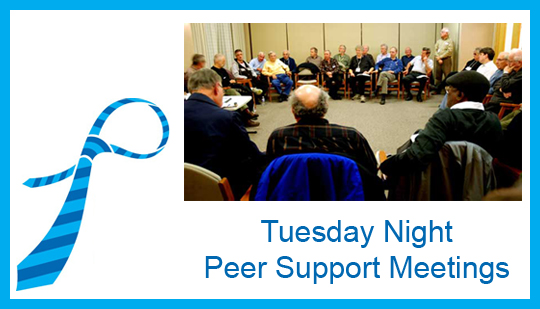 PCCN Toronto Tuesday Night Peer Support Meetings